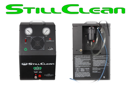 Stillclean Solvent Recycler Case Study Transbrite